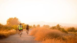 are mountain bikes good for long distance