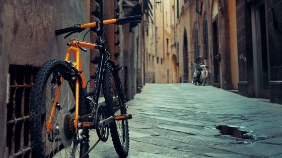 Can I Ride A Mountain Bike On The Street