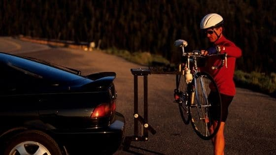 bike racks for cars with spoilers