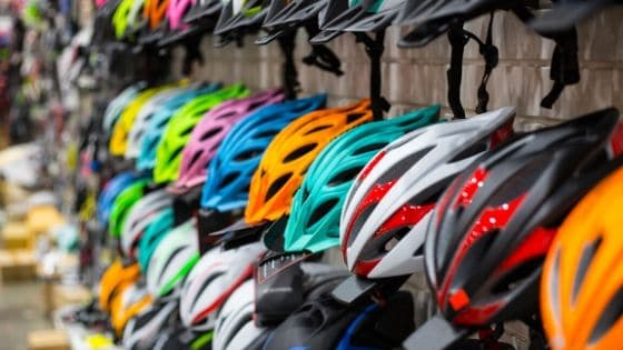 what type of bike helmet to buy