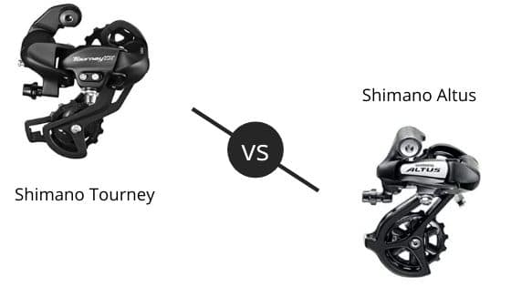 Shimano Tourney vs Altus – Which One is Better