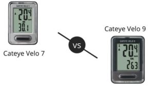 Cateye Velo 7 Vs 9