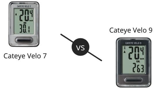 Cateye Velo 7 Vs 9 – Which One Should I Go For?