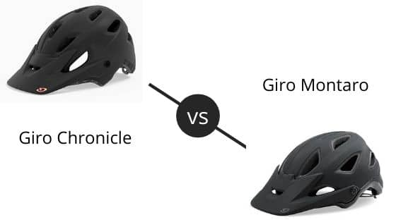 Giro Chronicle Vs Montaro – A Smart Comparison