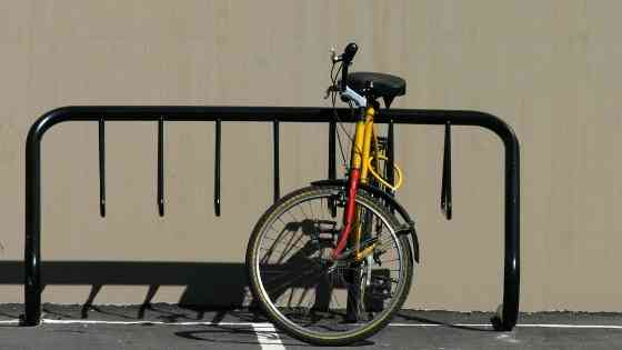 How to Make a Bicycle Rack